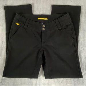 Lole Travel Pants Lightweight Comfortable UPF50+ Moisture Wicking Stretch Sz 12